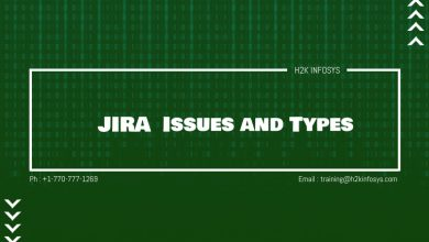 Photo of JIRA – Issues and Types