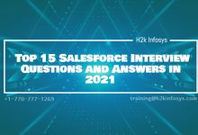 Photo of Top 15 Salesforce Interview Questions and Answers