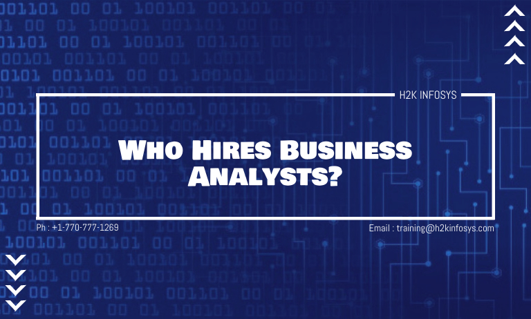 Who Hire Business Analysts