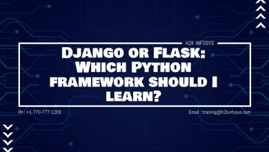 Photo of Django or Flask: Which Python framework should I learn?