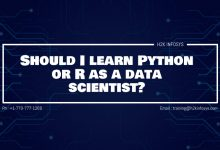 Photo of Should I learn Python or R as a data scientist?