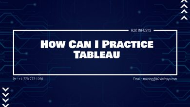 Photo of How Can I Practice Tableau