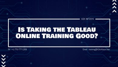 Photo of Is Taking the Tableau Online Training Good?