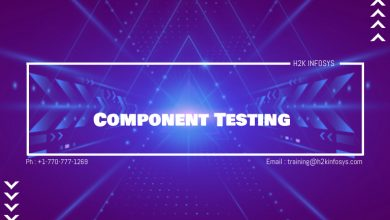 Photo of Component Testing