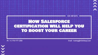 Photo of How Salesforce Certification will help you to boost your career