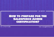 Photo of How to prepare for the Salesforce Admin certification?