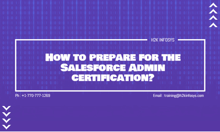 How to prepare for the Salesforce Admin certification