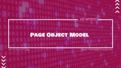 Photo of Page Object Model