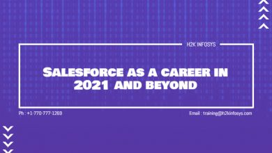 Photo of Salesforce as a career in 2021 and beyond