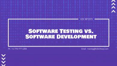 Photo of Software Testing vs. Software Development