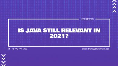 Photo of Is JAVA Still Relevant In 2021?