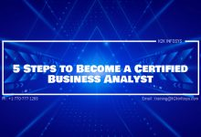 Photo of 5 Steps to Become a Certified Business Analyst