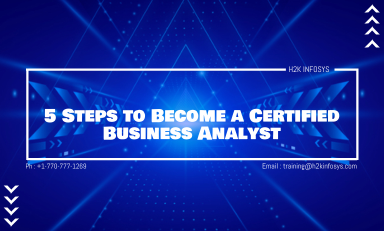 Certified Business Analyst