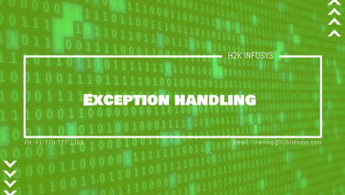 Photo of Exception handling