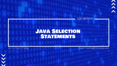 Photo of Java Selection Statements
