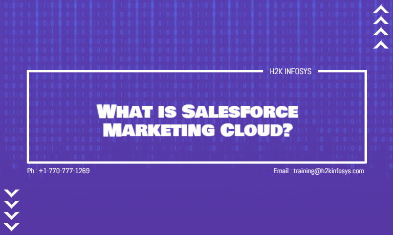 What is Salesforce Marketing Cloud