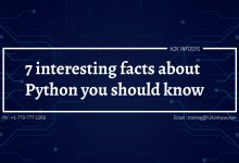 Photo of 7 interesting facts about Python you should know