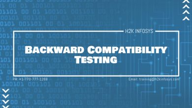 Photo of Backward Compatibility Testing