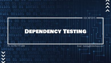 Photo of Dependency Testing