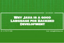Photo of Why Java is a good Language for Backend Development