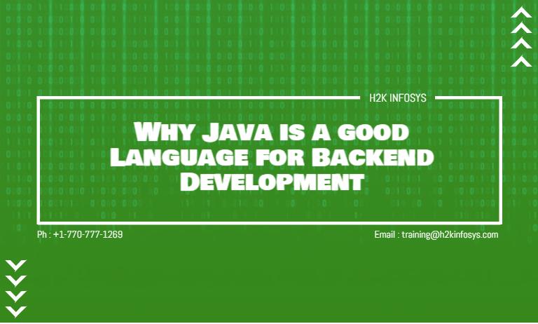 Java online certification course