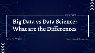 Photo of Big Data vs Data Science: What are the Differences