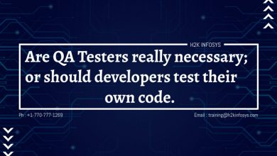 Photo of Are QA Testers really necessary; or should developers test their own code.
