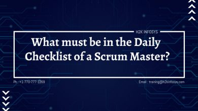 Photo of What must be in the Daily Checklist of a Scrum Master?