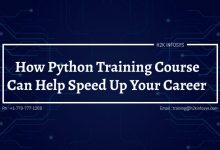 Photo of How Python Training Course Can Help Speed Up Your Career