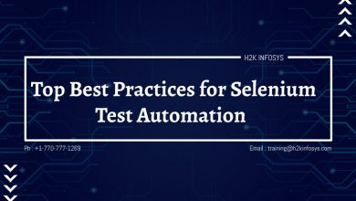 Photo of Top Best Practices for Selenium Test Automation