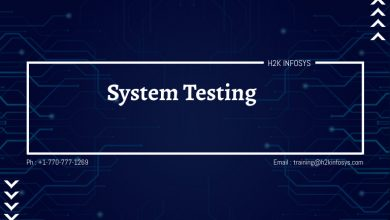 Photo of System Testing